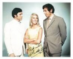 Annette Andre (Randall & Hopkirk - Deceased) - Genuine Signed Autograph 7376